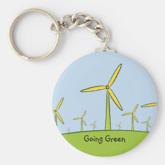 j0437259, Going Green Keychain