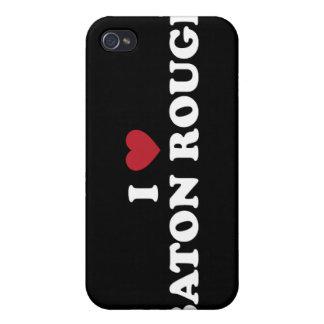 J aime Baton Rouge Louisiane Étui iPhone 4