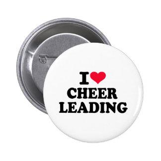 J aime cheerleading pin's