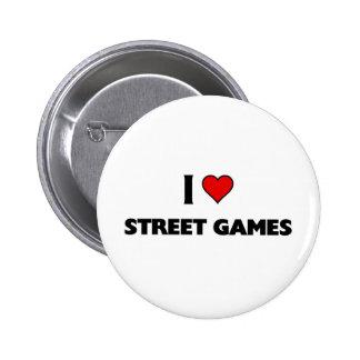 J aime des jeux de rue