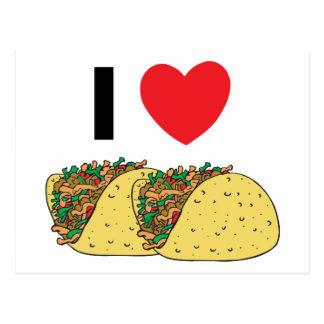 J aime des tacos