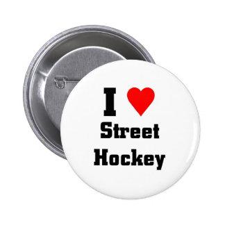 J aime l hockey de rue