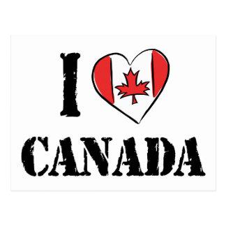 J aime le Canada