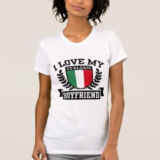 J aime mon ami italien t-shirts