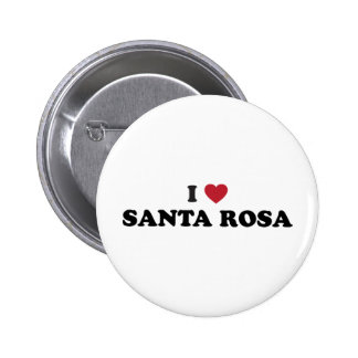 J aime Santa Rosa la Californie Badges