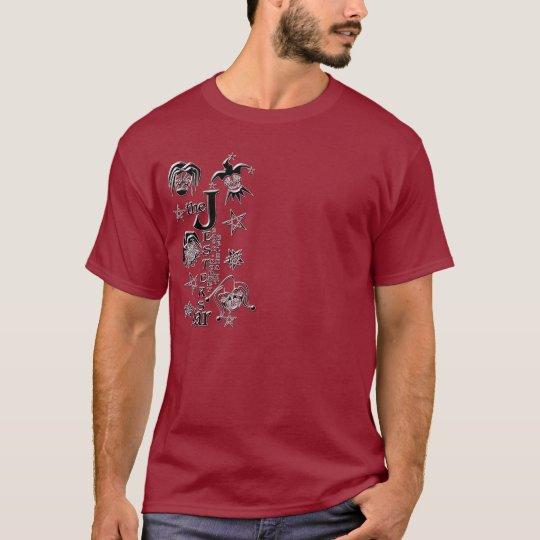 J-BAR sideway #1 T-Shirt