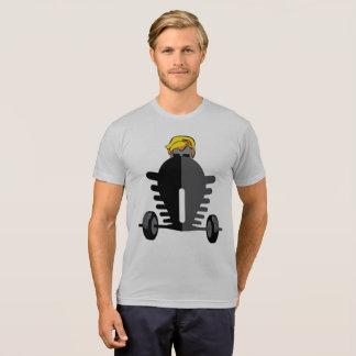 J-Brrr Clupkitz in Human Chariot Mode Tee