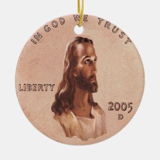 J.C. Penny Ornament