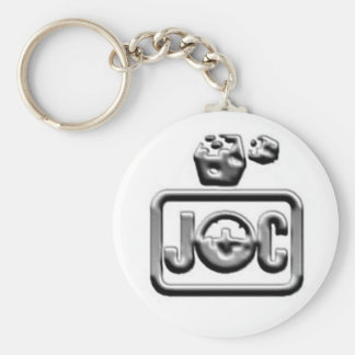 J-Cross Keychain
