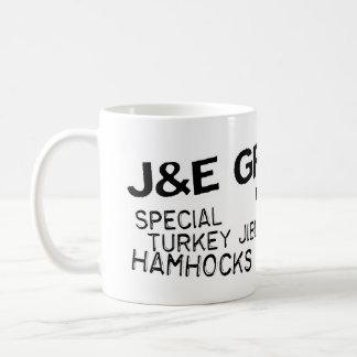 J & E Grocery Mug