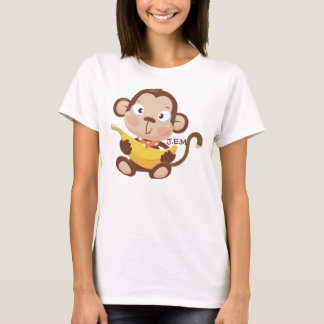 J.E.M cheeky Monkey T-Shirt