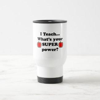 J enseigne mug à café