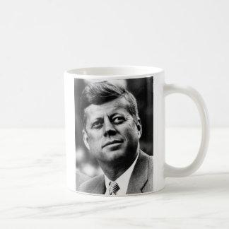 J.F.K. COFFEE MUG