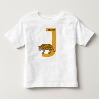 J is For Toddler T-shirt