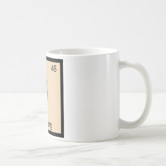 J - Jarlsberg Cheese Chemistry Periodic Table Coffee Mug
