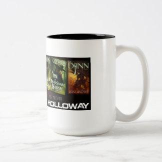 J Kent Holloway Book Mug
