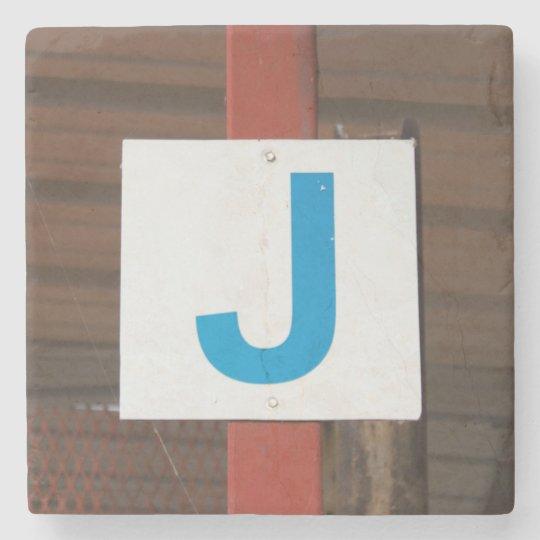 J - Marble Stone Coaster