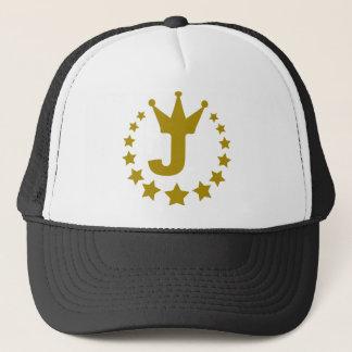 J-real-stars-crown.png Trucker Hat
