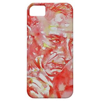 J. robert oppenheimer portrait.2 iPhone 5 case