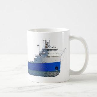 J.W. Shelley mug