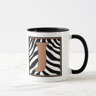 J-Zebra Coffee Mug