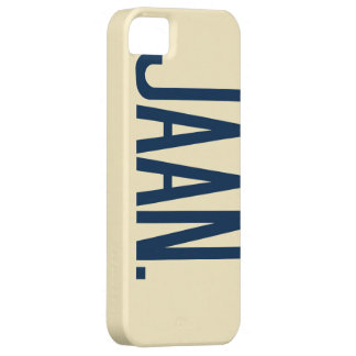 Jaan iPhone 5 Cover