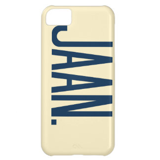 Jaan iPhone 5C Covers
