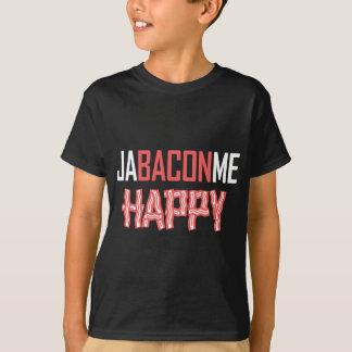 JABACONME HAPPY TEE SHIRTS