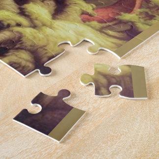 Jabberwock Jigsaw Puzzle