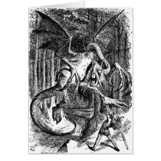 Jabberwocky Card