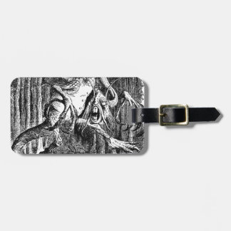 Jabberwocky Luggage Tag
