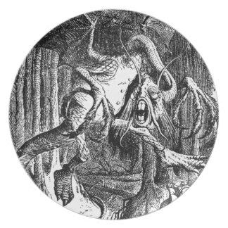 Jabberwocky Plate
