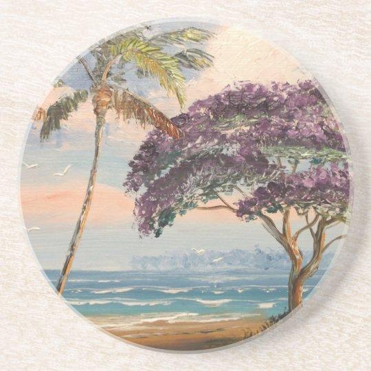 Jacaranda on the Beach Coaster