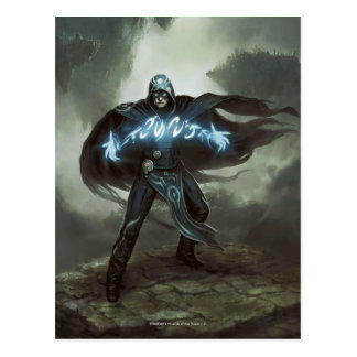 Jace, the Mind Sculptor Postcard
