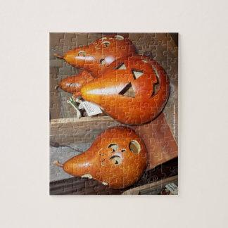 Jack-0-Gourds Puzzles