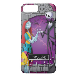 Jack and Sally Holding Hands iPhone 8 Plus/7 Plus Case