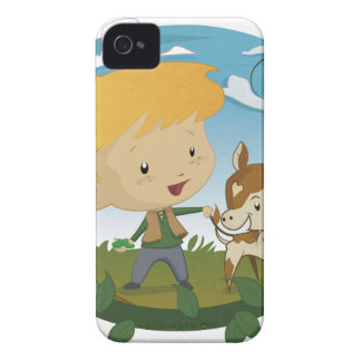 Jack and the Beanstalk iPhone 4 Case-Mate Cases