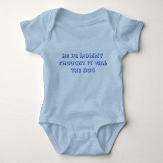 jack baby bodysuit