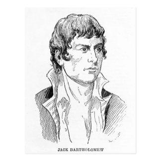 Jack Bartholomew Postcard