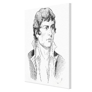 Jack Bartholomew Stretched Canvas Print