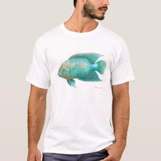 Jack Dempsey Cichlid T Shirt