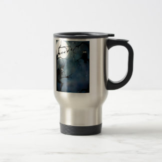 Jack Frost 15 Oz Stainless Steel Travel Mug