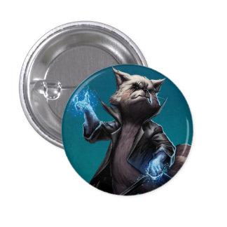 Jack Frost 1 Inch Round Button