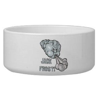 Jack Frost 2 Pet Bowls