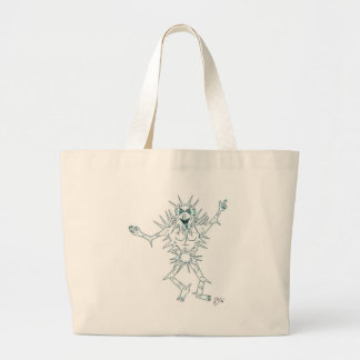 Jack Frost Tote Bag