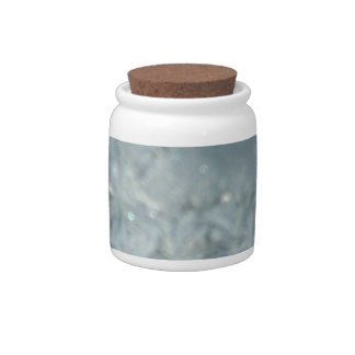 Jack Frost Candy Jar