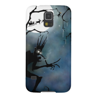 Jack Frost Galaxy S5 Covers