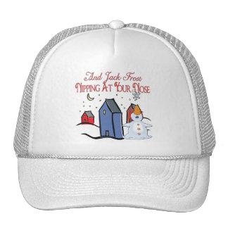 Jack Frost Hat