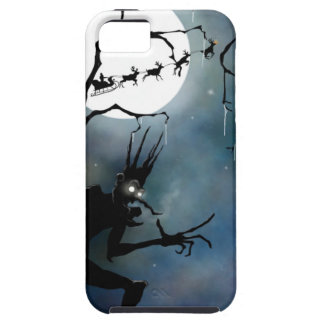 Jack Frost iPhone 5 Case