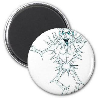 Jack Frost Magnet